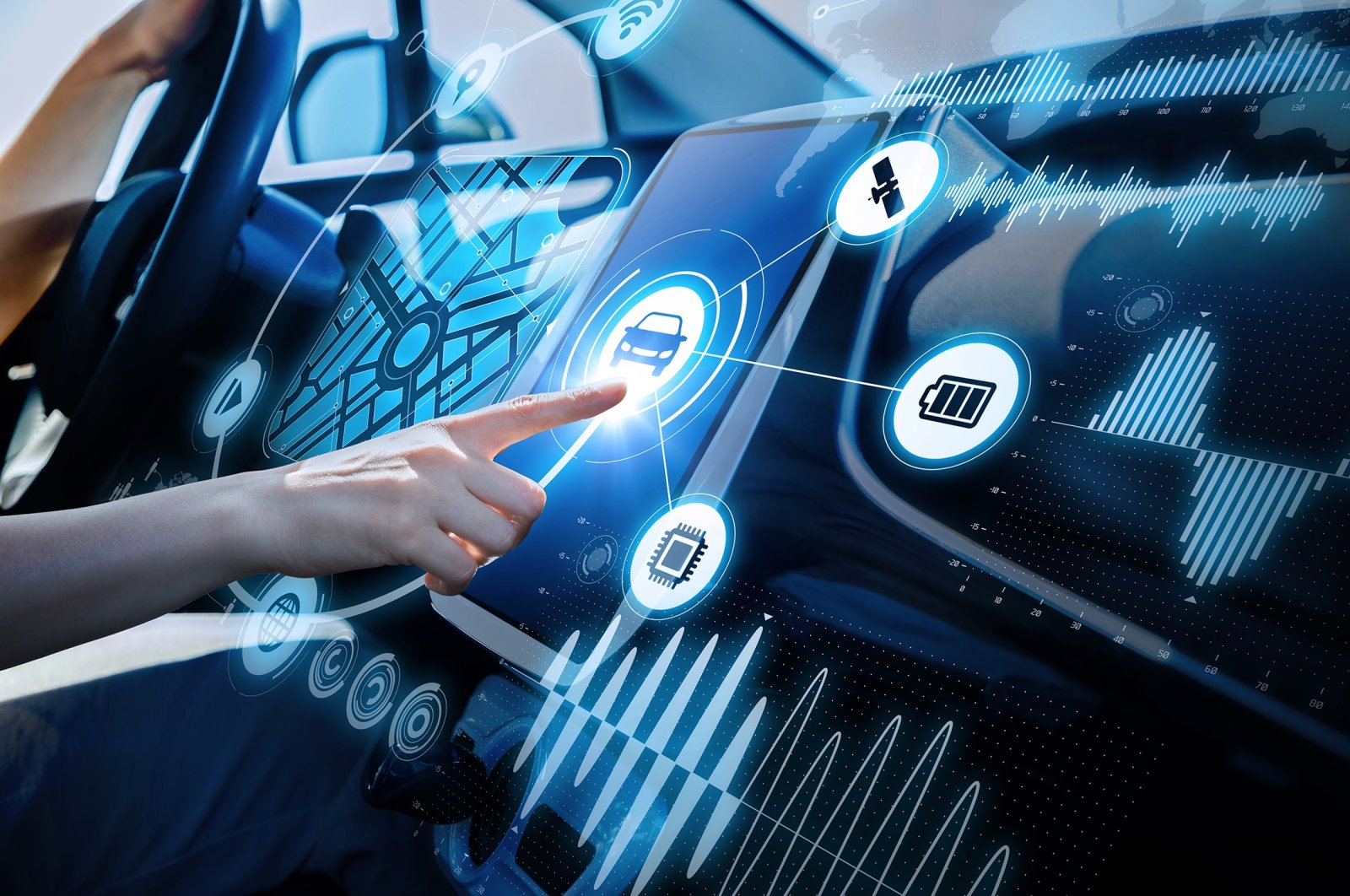 Almost all the prominent carmakers have included electric models in their product portfolio and have announced their strategy for transitioning to battery-powered vehicles. (Shutterstock Photo)