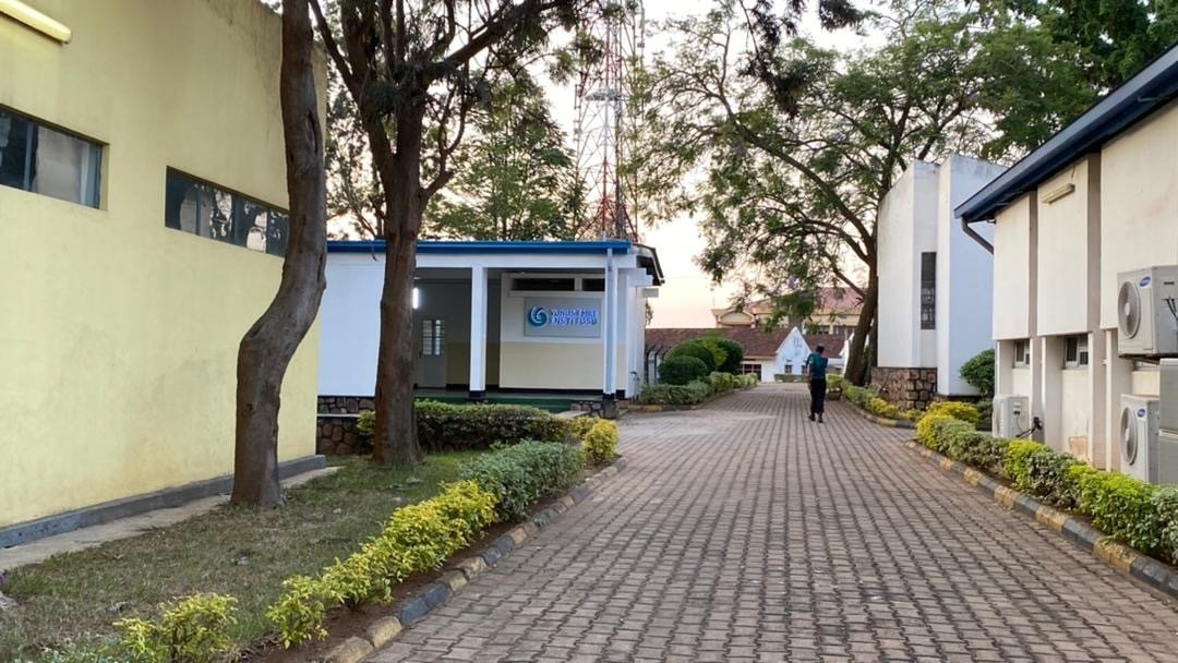 The Yunus Emre Institute's office in Kigali, Rwanda, is seen in this undated photo.(Courtesy of the Yunus Emre Institute)
