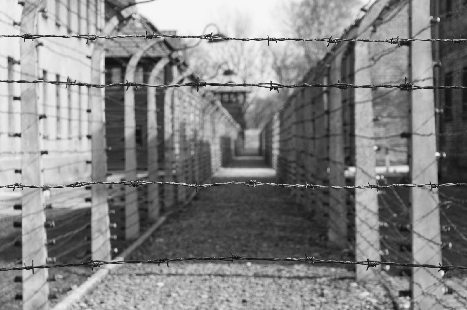 File photo of Auschwitz concentration camp in Poland. (Shutterstock Photo)
