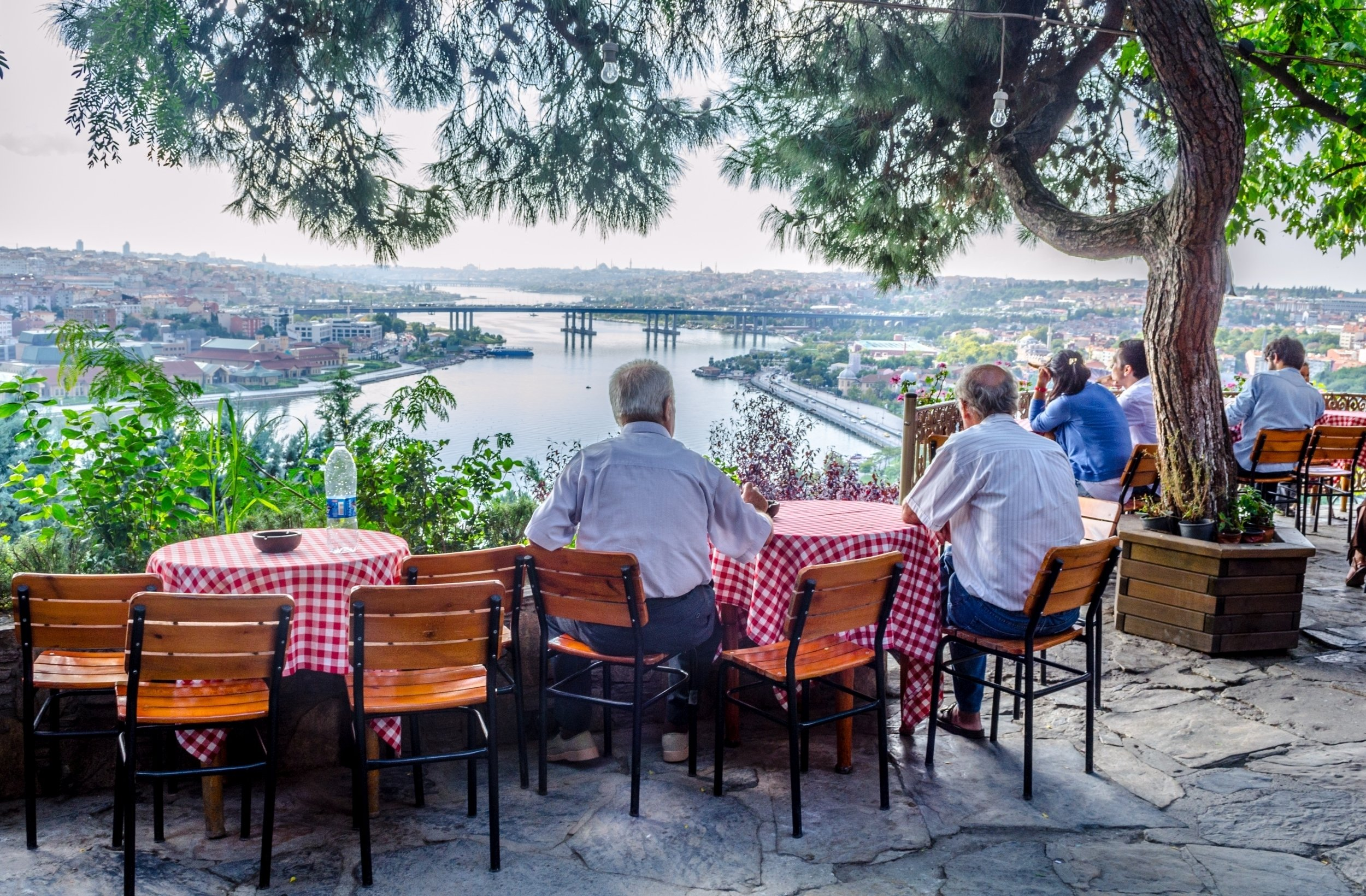 Pierre Loti Hill, in the Eyüp district, Istanbul, Turkey, Aug. 23, 2010. (Shutterstock Photo)