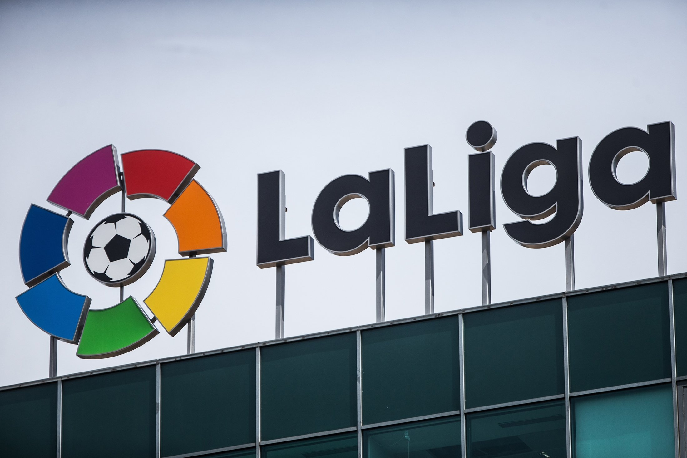 Spain's La Liga to sell 10% stake worth $3.2B to equity firm CVC | Daily  Sabah