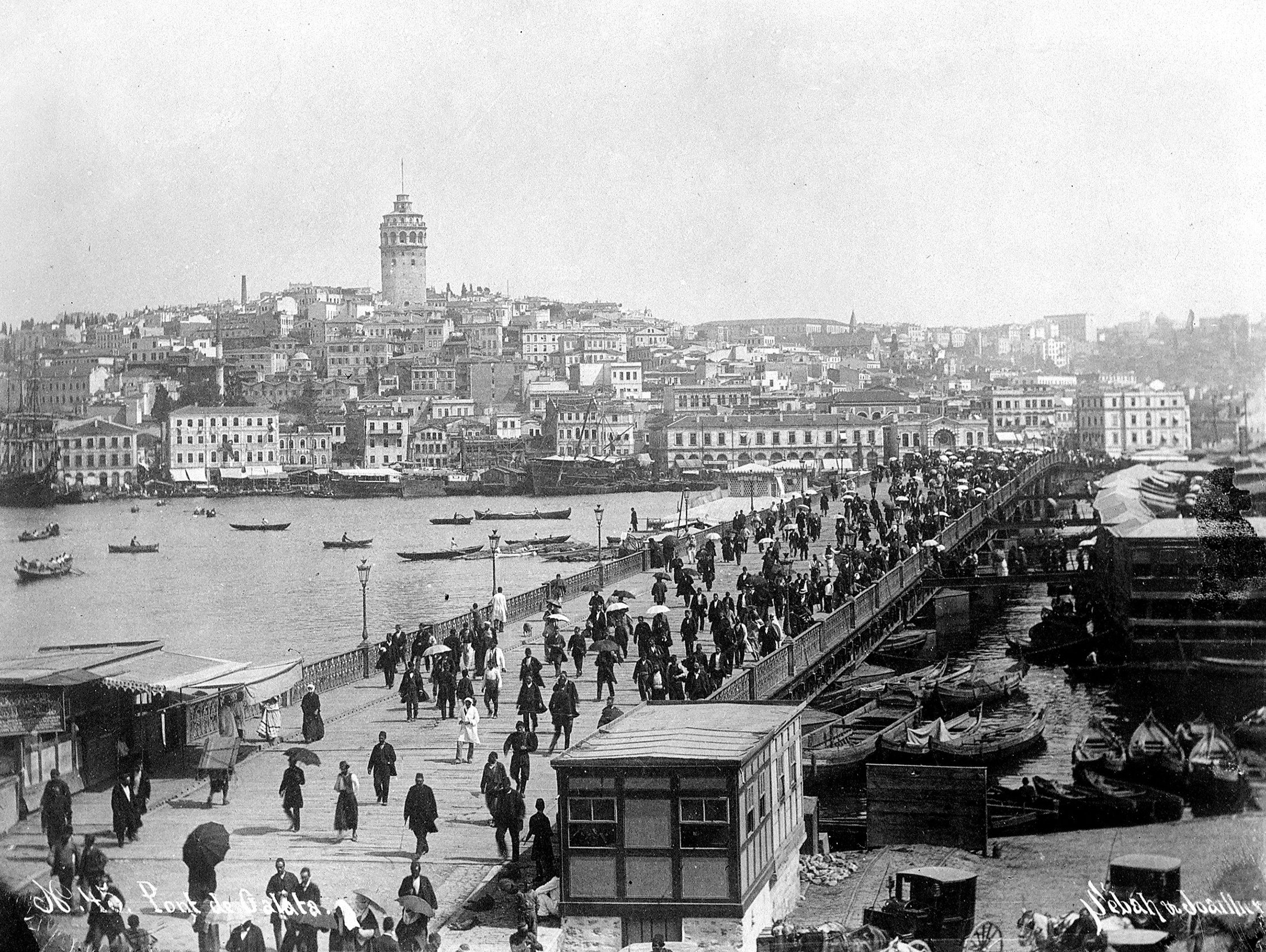 The literary works of Hagop Baronian offer an insight into everyday life in 19th-century Istanbul. (Getty Images)
