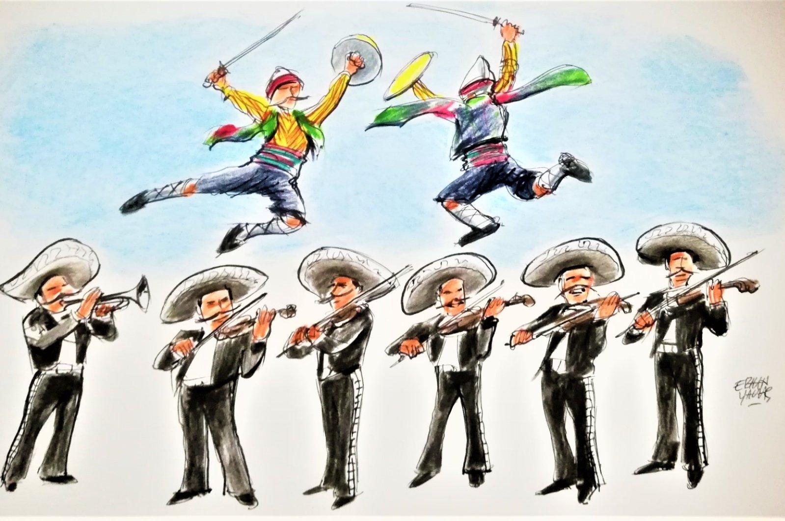 Mexico's (dis)similarities with Turkey   Daily Sabah - Daily Sabah