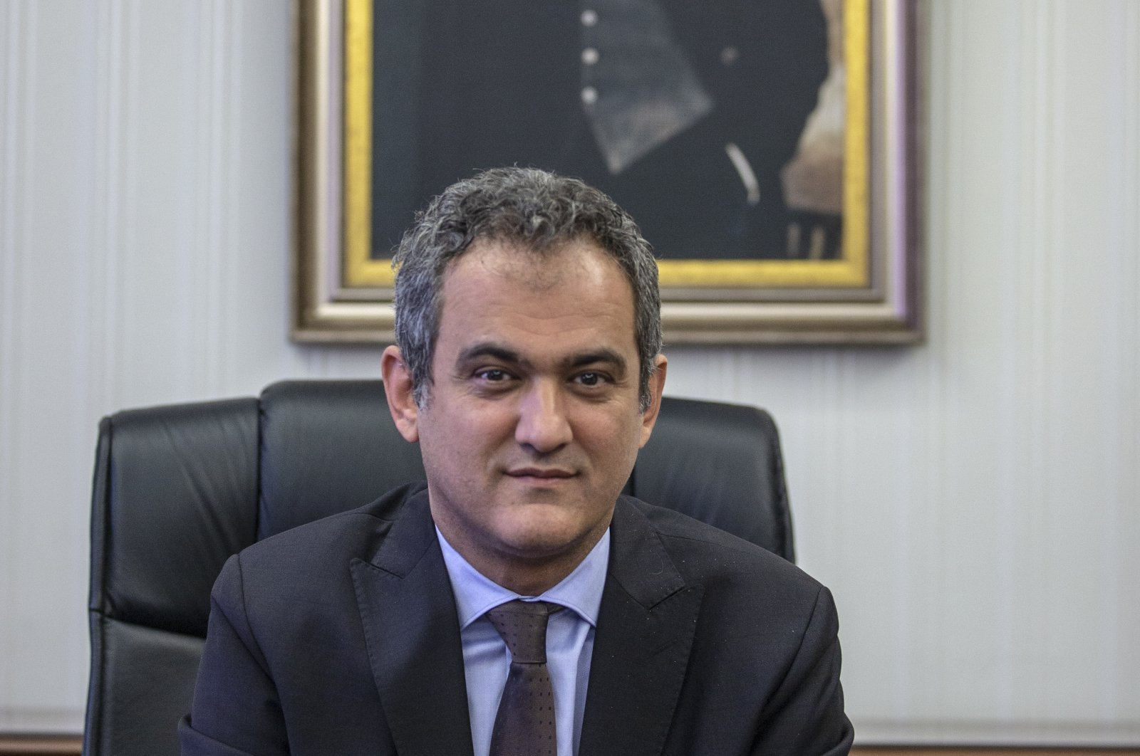 Mahmut Özer has been appointed the new education minister, Aug. 6, 2021. (AA File Photo)