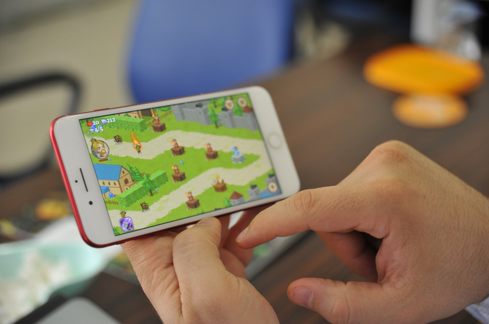 The success of Turkish gaming startups that have managed to attract millions of dollars of investment has also prompted the birth of game-focused mutual funds. (AA Photo)