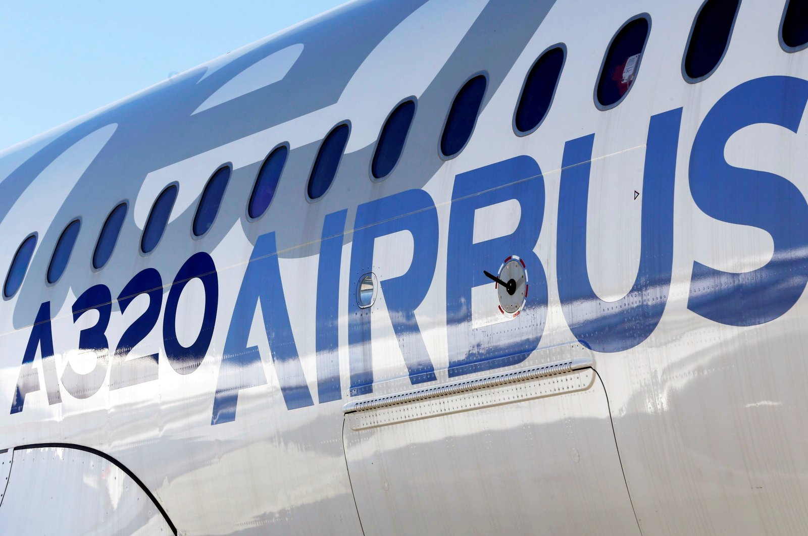 An Airbus A320neo aircraft in Colomiers near Toulouse, France, Oct. 17, 2017.  (Reuters Photo)