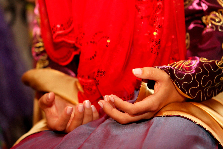 Traditional Henna Night. (Shutterstock Photo)