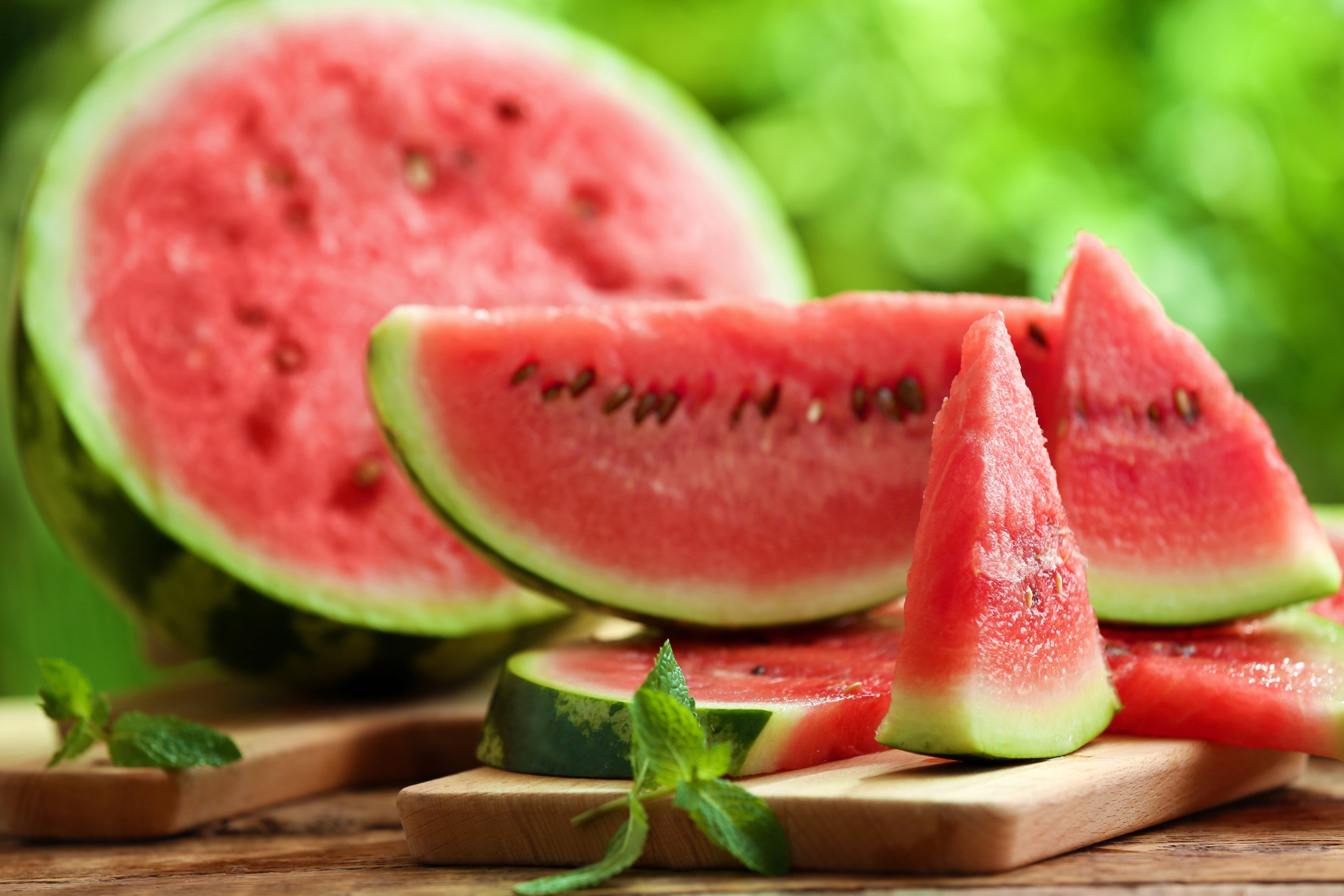 Watermelon is a great fruit for quenching thirst while also providing important nutrients like fiber, magnesium, potassium, and vitamin C. (Shutterstock Photo)