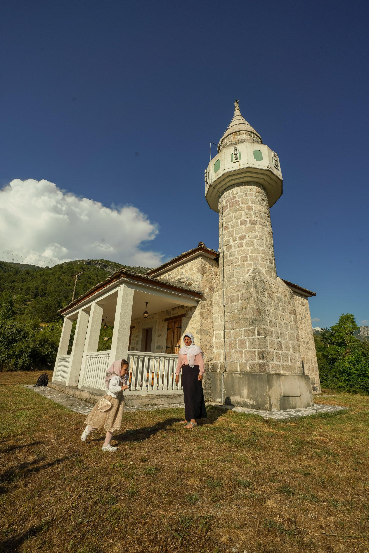 The Zupa Mosque, Trebinje, Bosnia-Herzegovina, Aug. 7, 2021. (AA Photo)