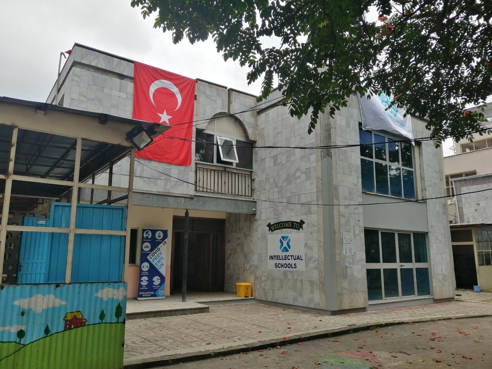 Turkey's Maarif Foundation has taken over 11 FETÖ-linked schools in Ethiopia, Aug. 12, 2021. (IHA Photo)