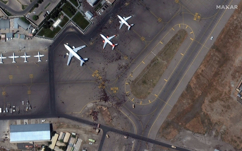 Turkey denies Kabul airport plans dropped | Daily Sabah