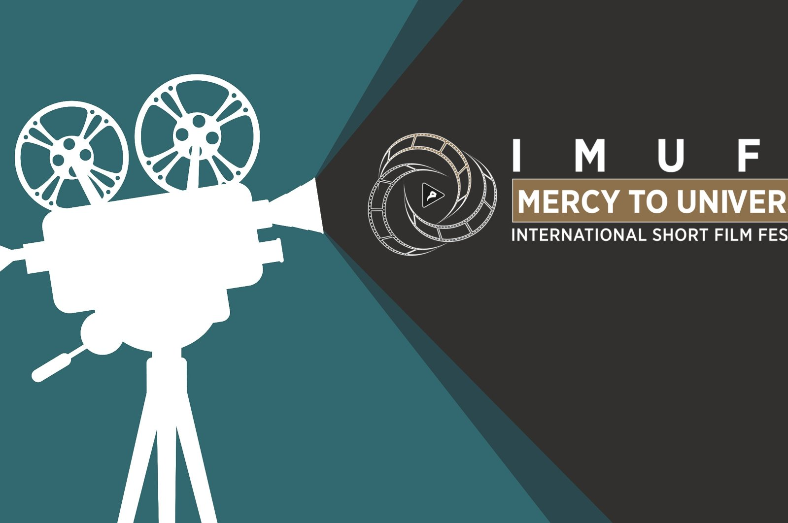 The 7th Mercy to Universe International Short Film Festival will be held between Nov. 21-27.(Illustration by Daily Sabah)