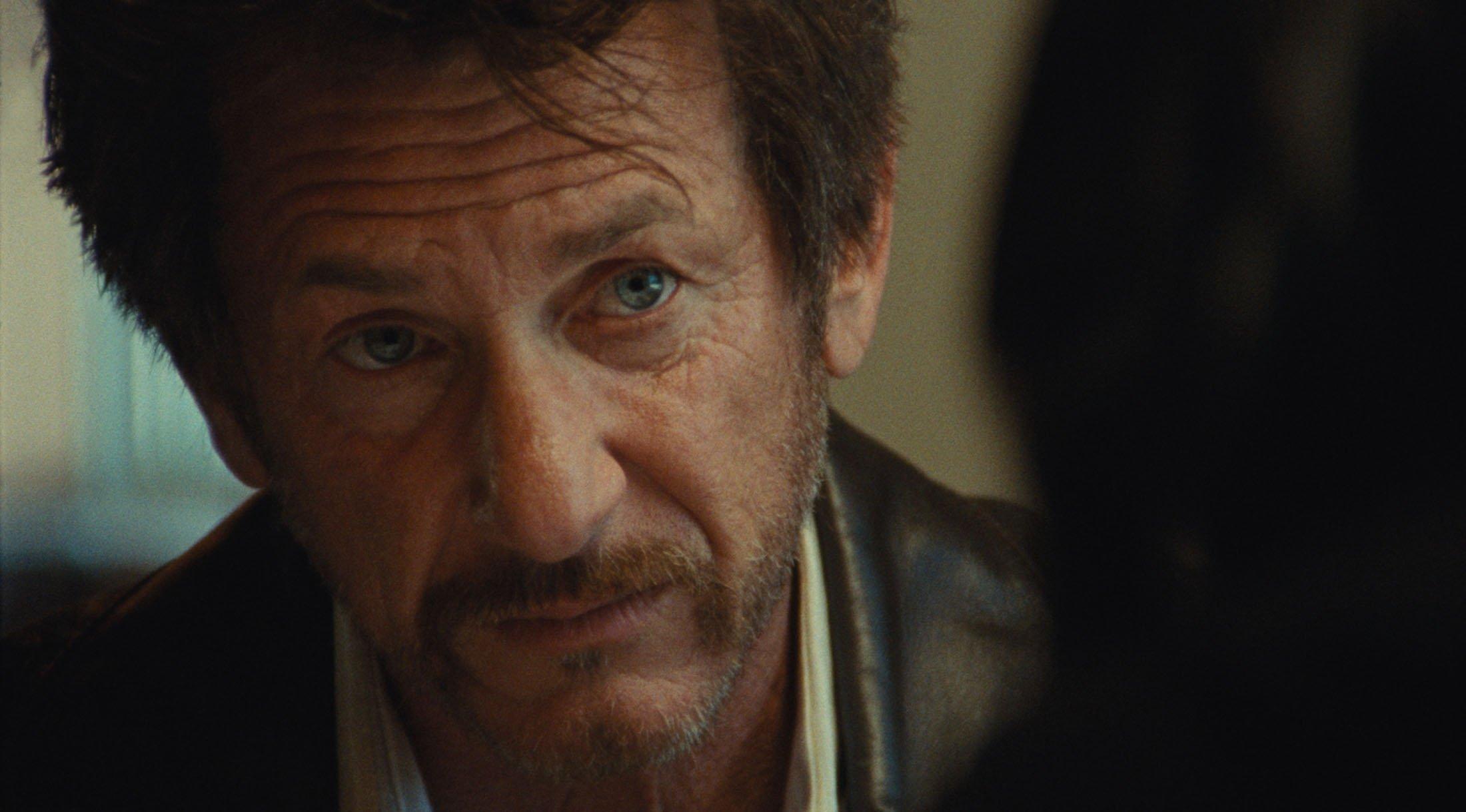 Sean Penn, in a scene from the film 'Flag Day.' (MGM via AP)