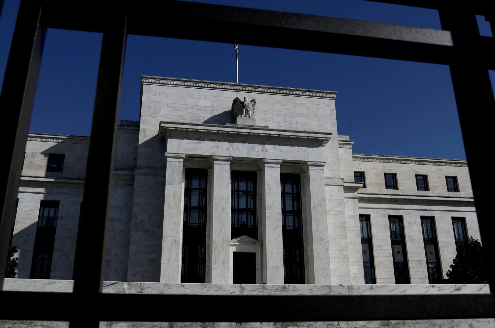 The Federal Reserve Board building is pictured in Washington, D.C., U.S., March 19, 2019. (Reuters File Photo)