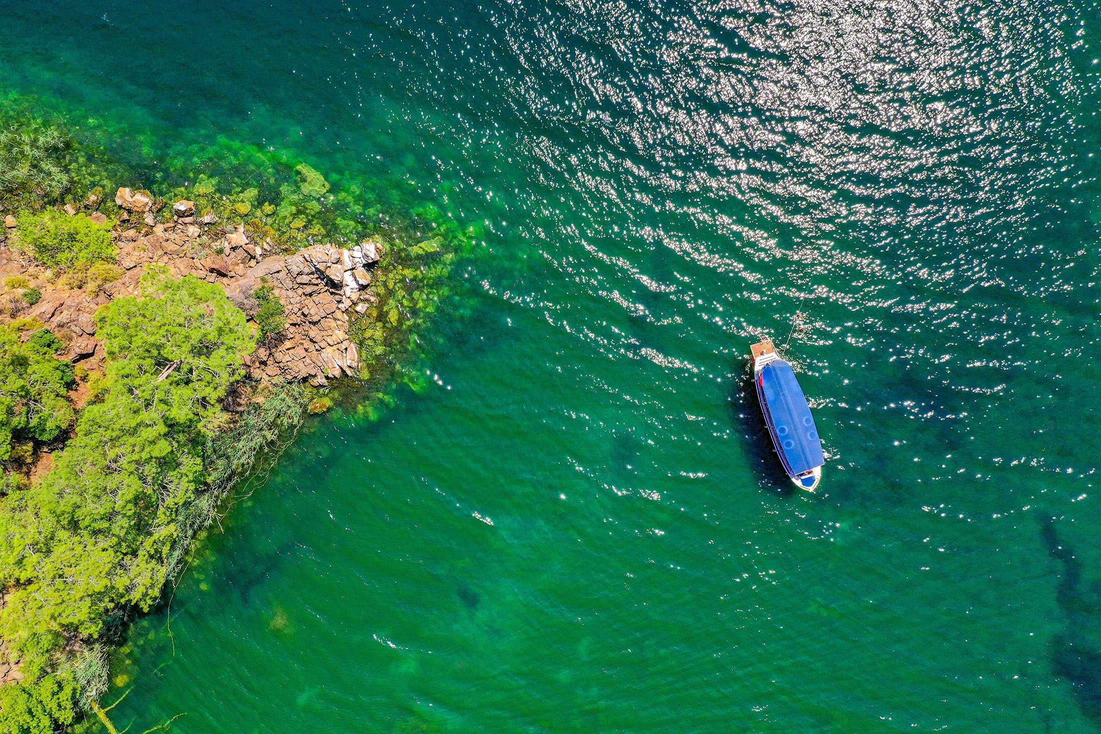 Köyceğiz is a wonderful destination to discover that is rich in both history and nature. (Shutterstock Photo)