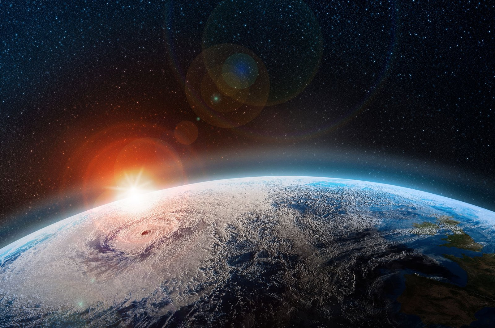 Ozone treaty prevented 'scorched Earth' climate. (Shutterstock Photo)