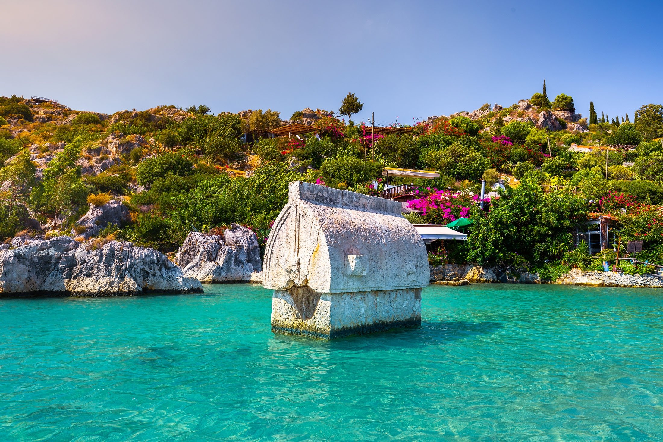 Kekova Island. (Shutterstock Photo)