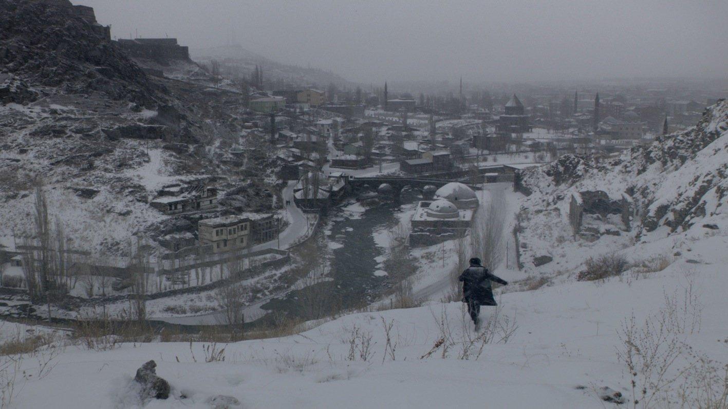A still shot from 'Kosmos.'