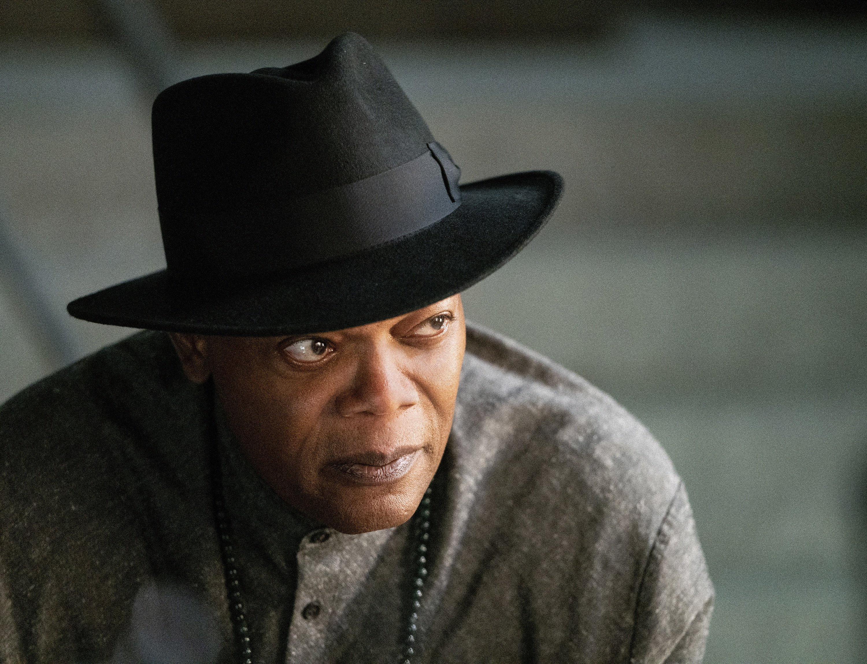 """Samuel L. Jackson,in a scene from the film """"The Protege."""" (Lionsgate via AP)"""