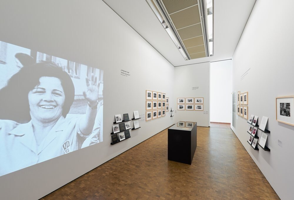 An installation view from Museum Ludwig, Cologne. (Courtesy of Museum Ludwig)