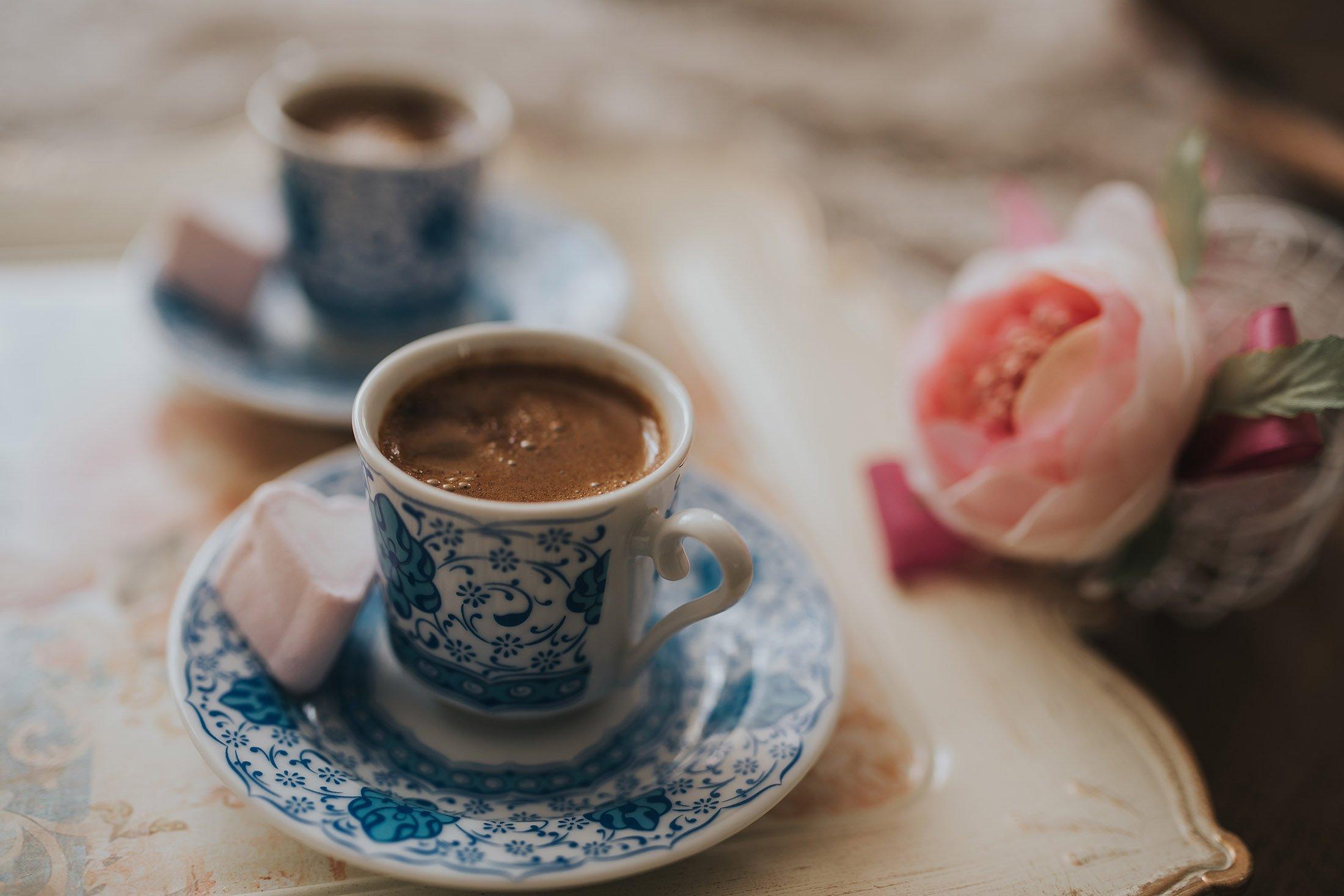 Turkish coffee. (Shutterstock Photo)