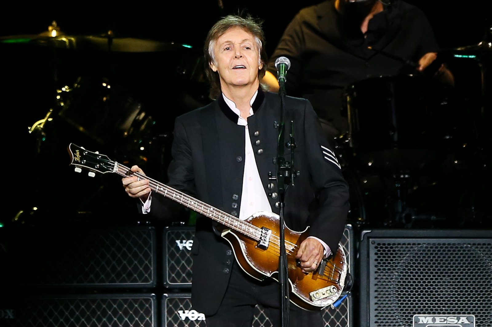 Singer Paul McCartney performs onstage at NYCB Live on Sept. 27, 2017, in Uniondale, New York, U.S. (Shutterstock Photo)