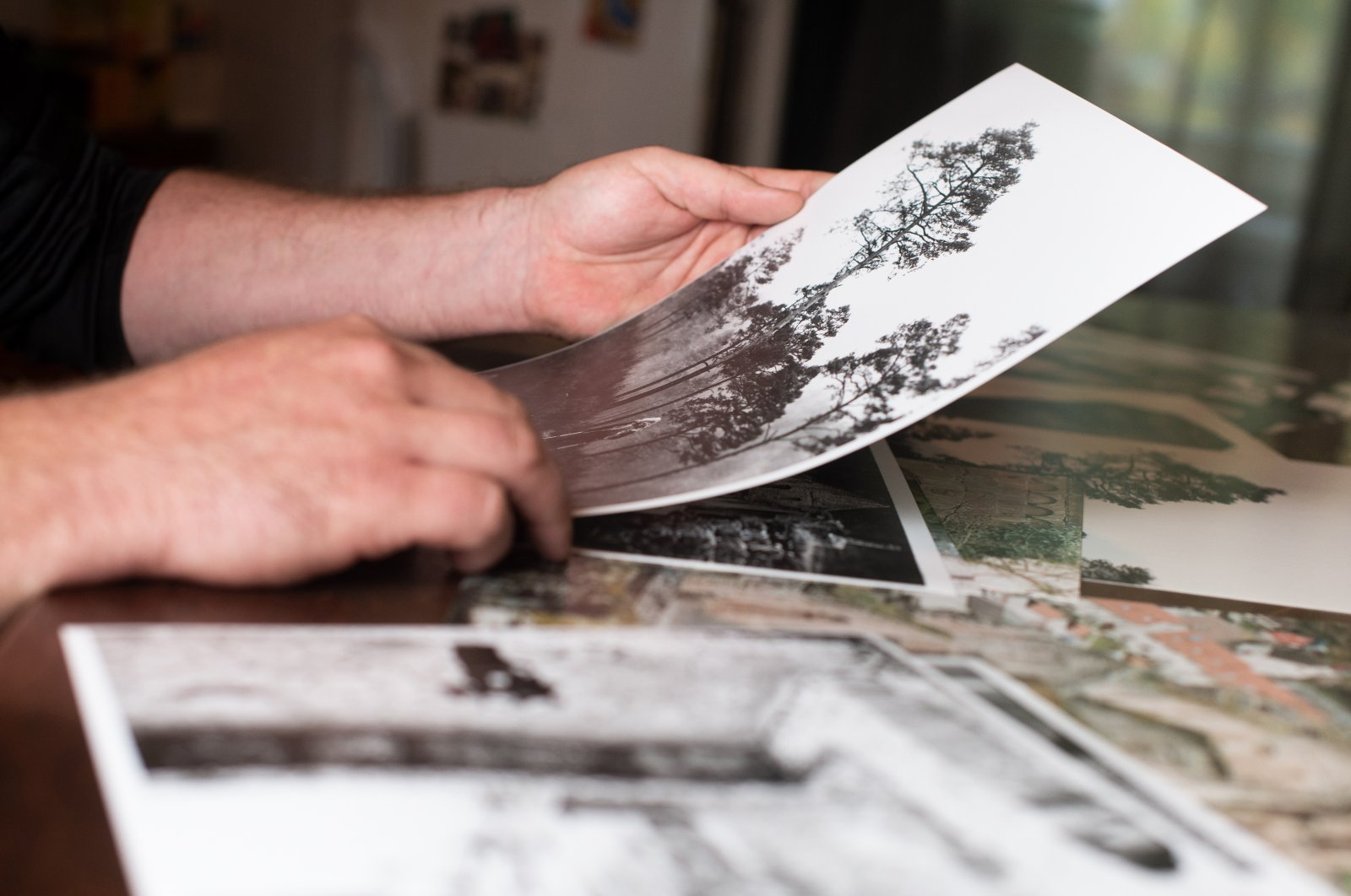 Digital photos take on a completely different quality when you print them out on paper. (DPA Photo)