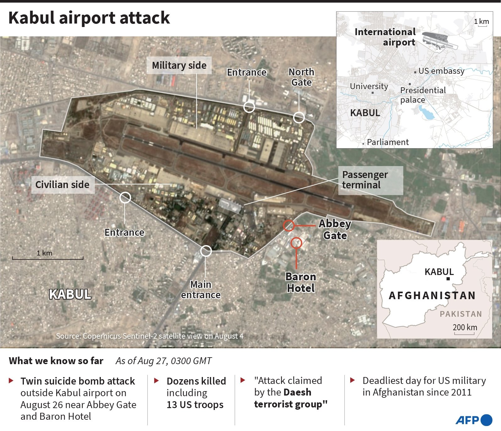 Infographic by AFP