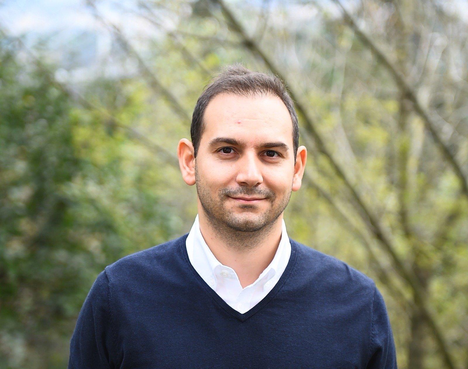 Twozero Ventures managing partner Yiğit Arslan.