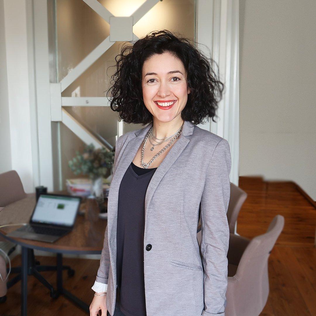 Live Studio founding partner and CEO Nilay Aydoğan.