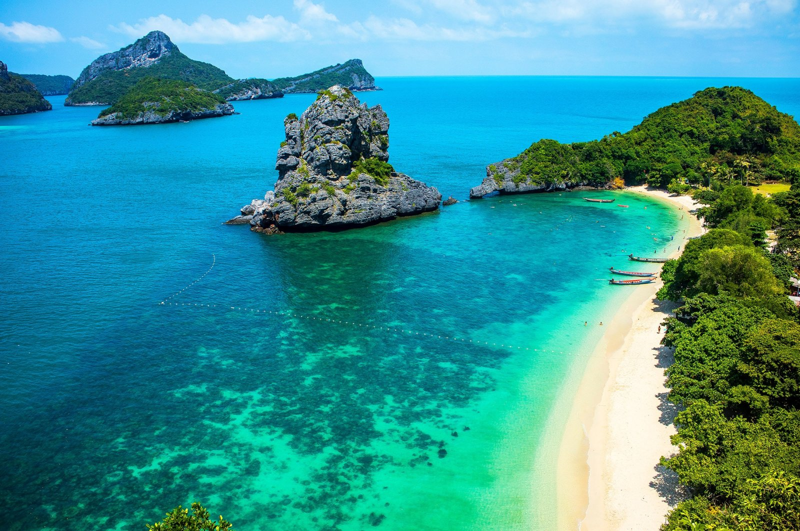 Results of Phuket's vacation model support plans to reopen Thailand. (Shutterstock Photo)