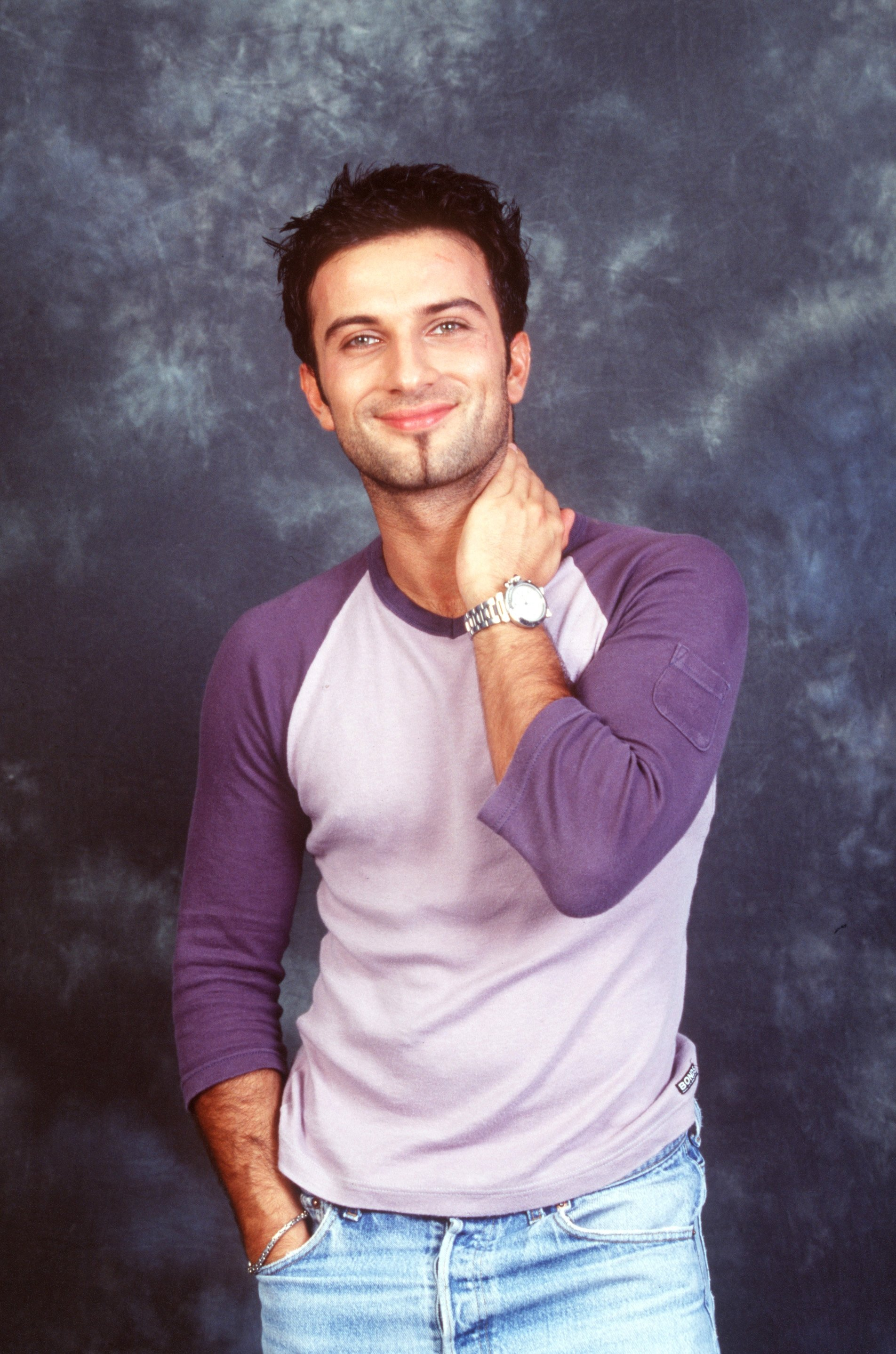 Turkish singer Tarkan photographed in 1999. (Getty Images)