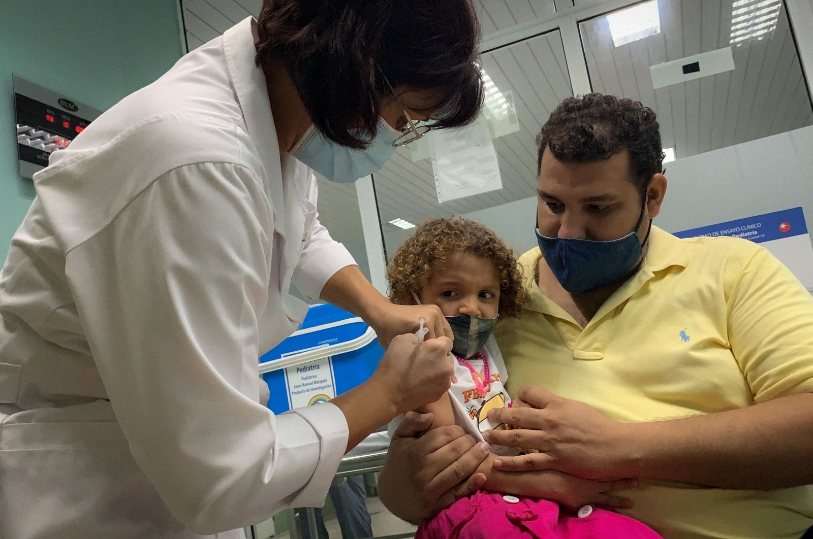 Cuba starts COVID-19 vaccination for toddlers