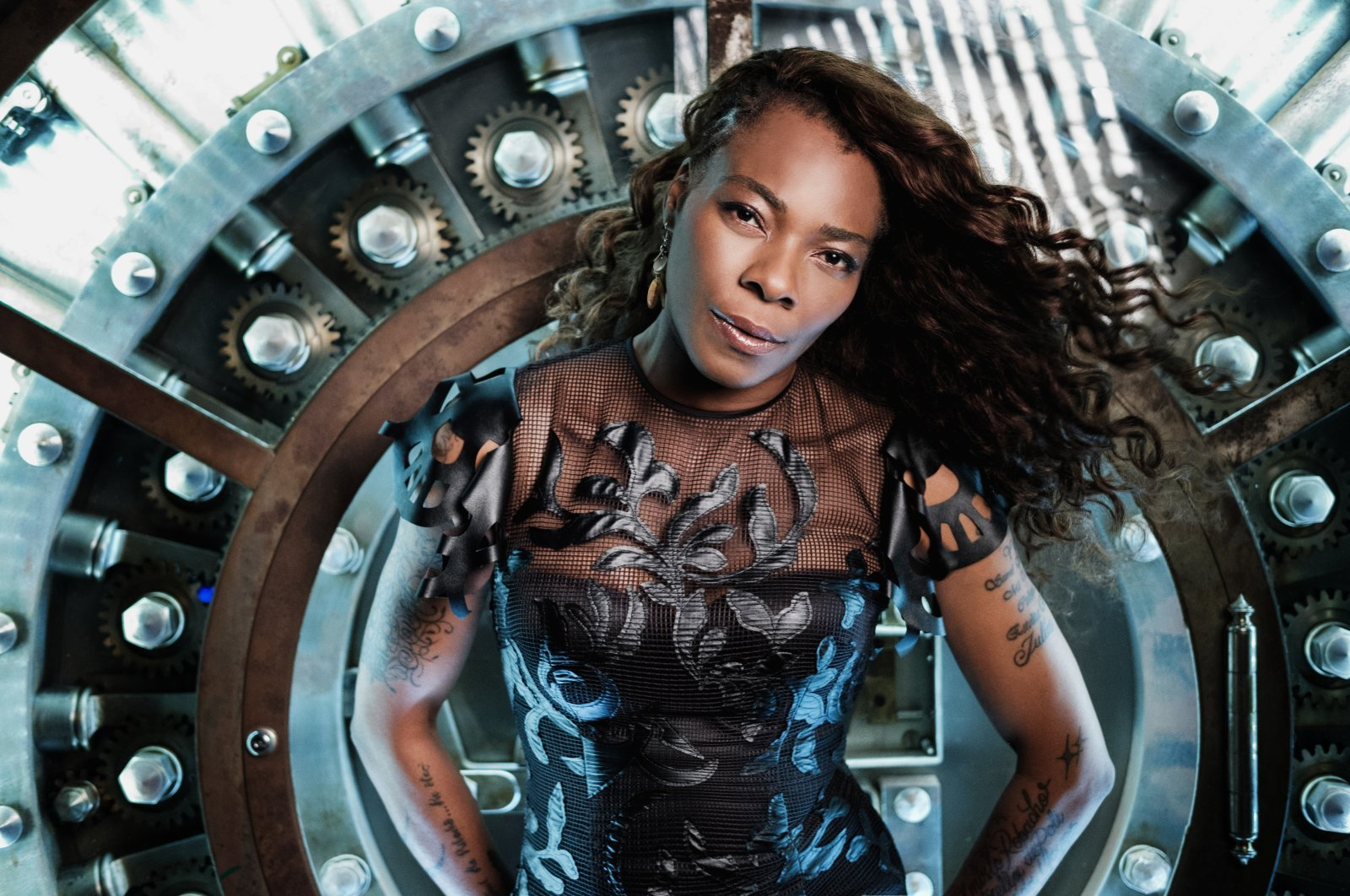 Buika will perform at Istanbul's Zorlu Performing Arts Center (PSM), Istanbul, Sept. 17.