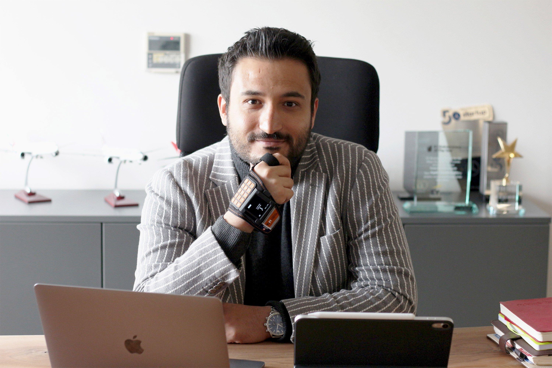 Thread In Motion founding partner and CEO Kadir Demircioğlu. (Courtesy of TIM)