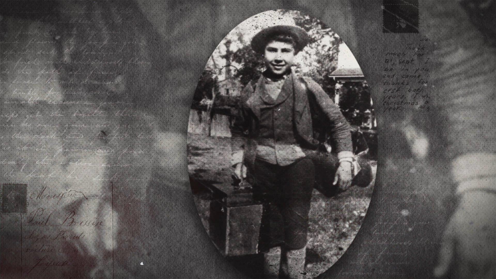 "A still shot from ""Ottoman America.' (AA Photo)"