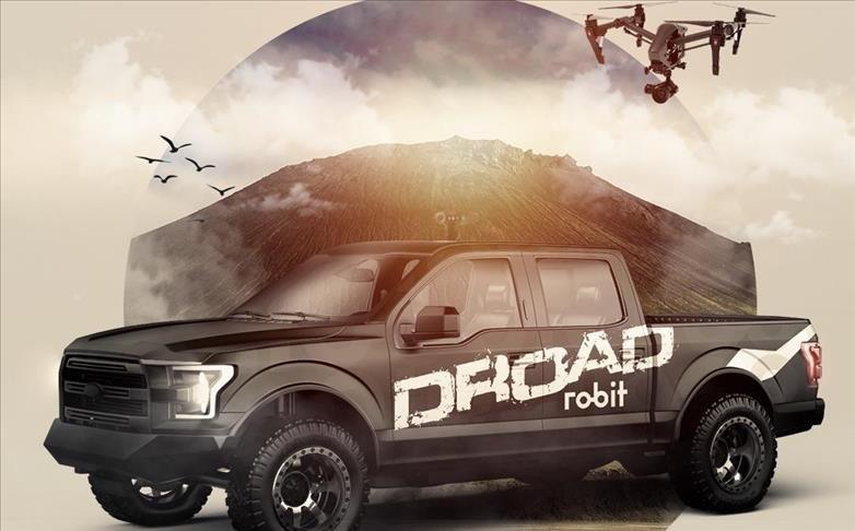 An image depicting Droad by Robit Teknoloji.