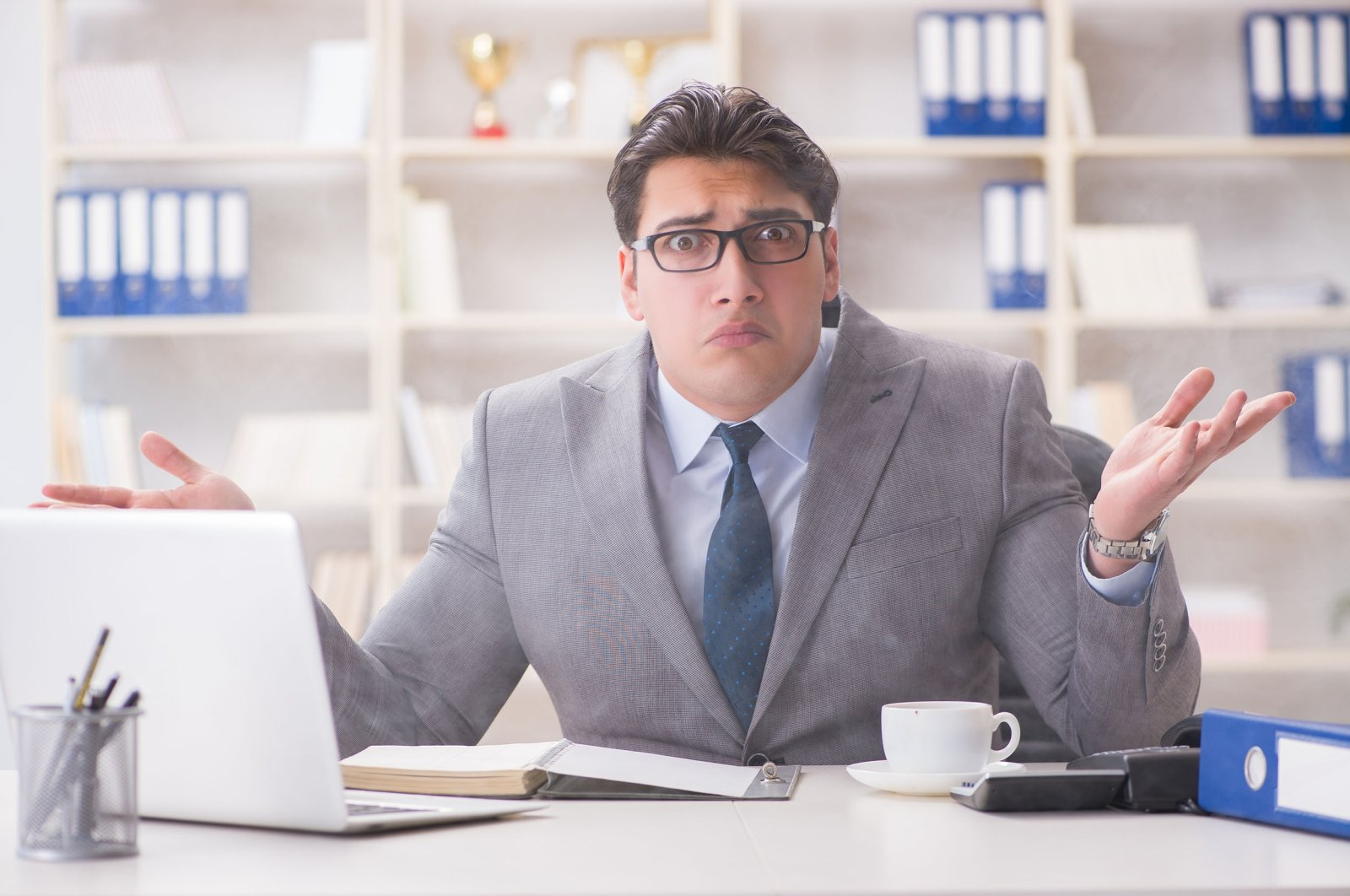 Poor air quality in the office might be making you perform poorer. (Shutterstock Photo)