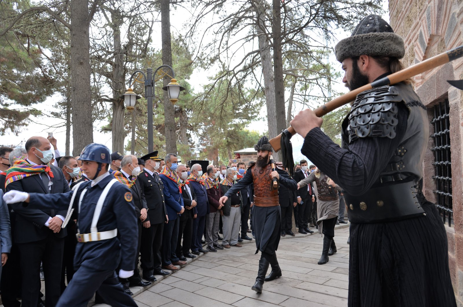 Photo of Ertuğrul remembered in Turkey at birthplace of Ottoman Empire   DAILY SABAH