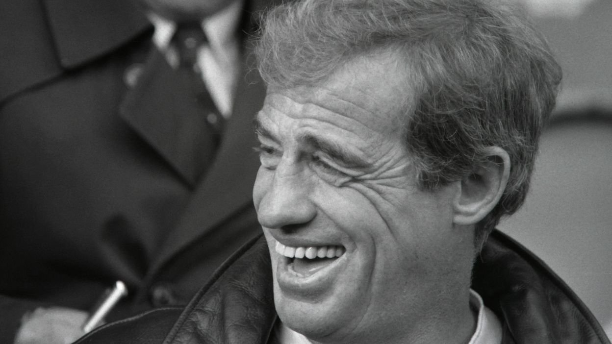 Jean-Paul Belmondo died on Sept. 6 at the age of 88. (Courtesy of Institut français)