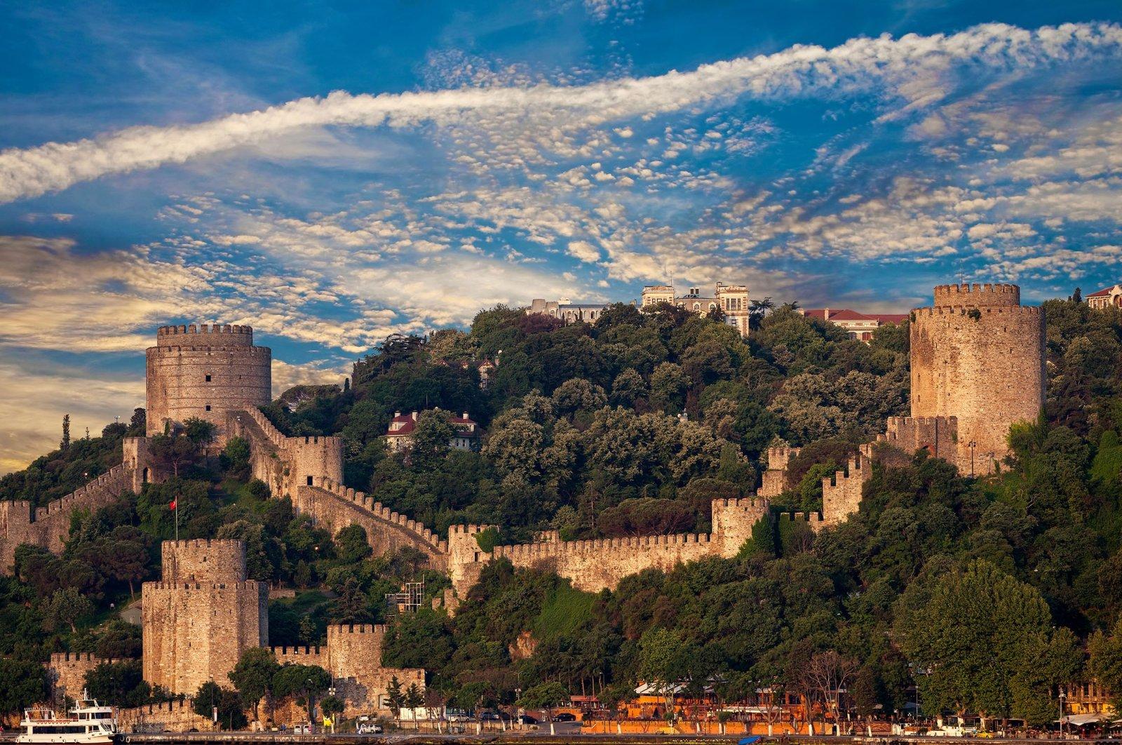 The historical Rumelihisarı, in Istanbul, Turkey. (Shutterstock Photo)