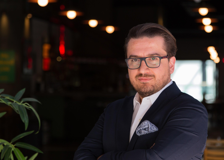 Re-Pie'ın CEO'su Mehmet Ali Ergin.