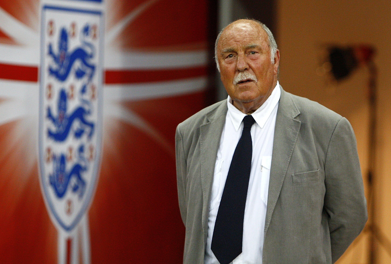 A file photo of prolific English striker Jimmy Greaves, London, England, June 6, 2009. (AP Photo)