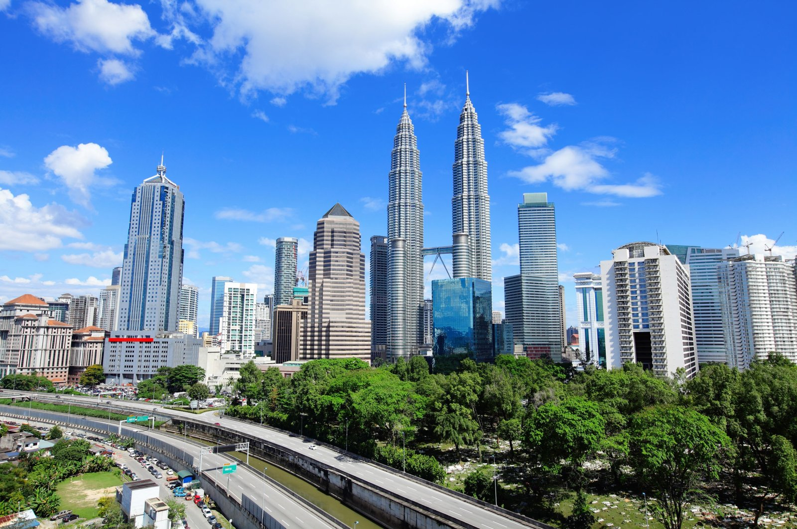 Kuala Lumpur skyline, Malaysia. (Shutterstock Photo)