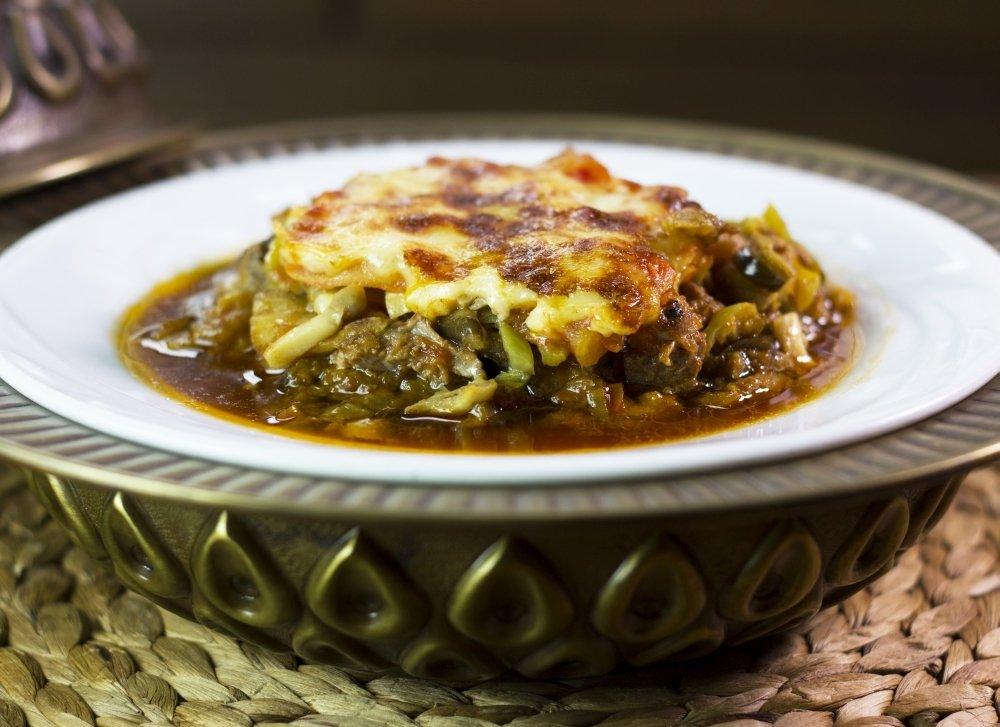 Pasha Kebap from the menu of Yanyalı Fehmi Lokantası. (Courtesy of Yanyalı Fehmi Lokantası)