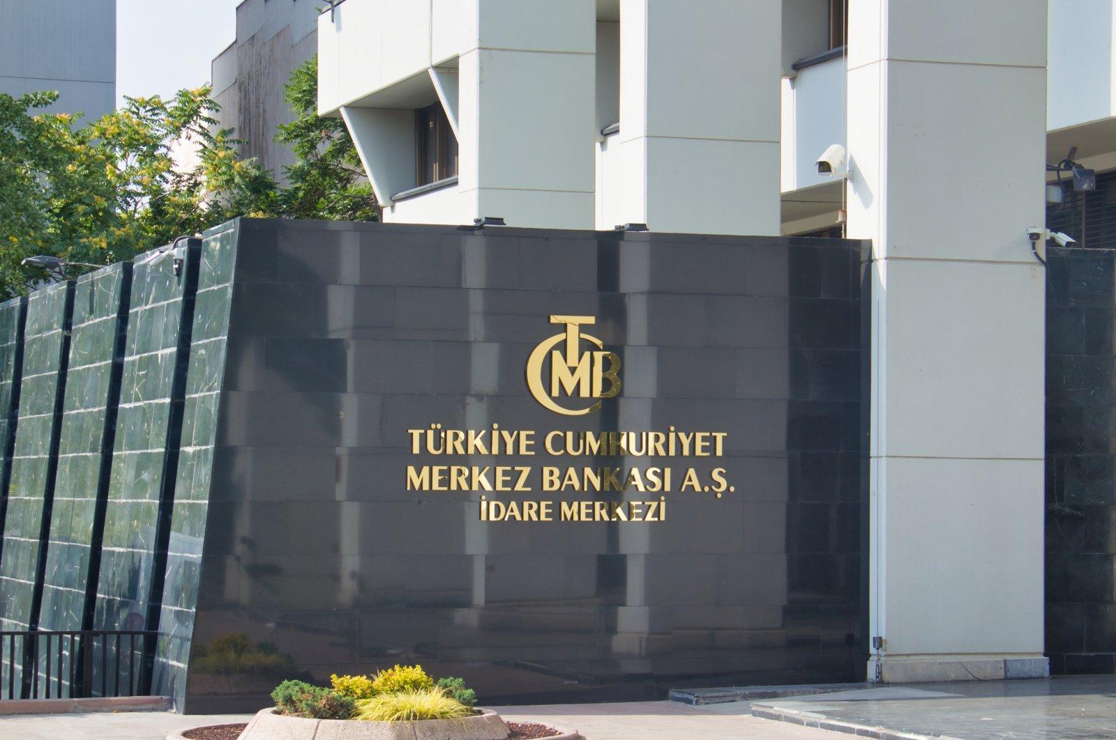 The Central Bank of the Republic of Turkey's (CBRT) branch in Izmir, western Turkey, Aug. 15, 2019. (Shutterstock Photo)