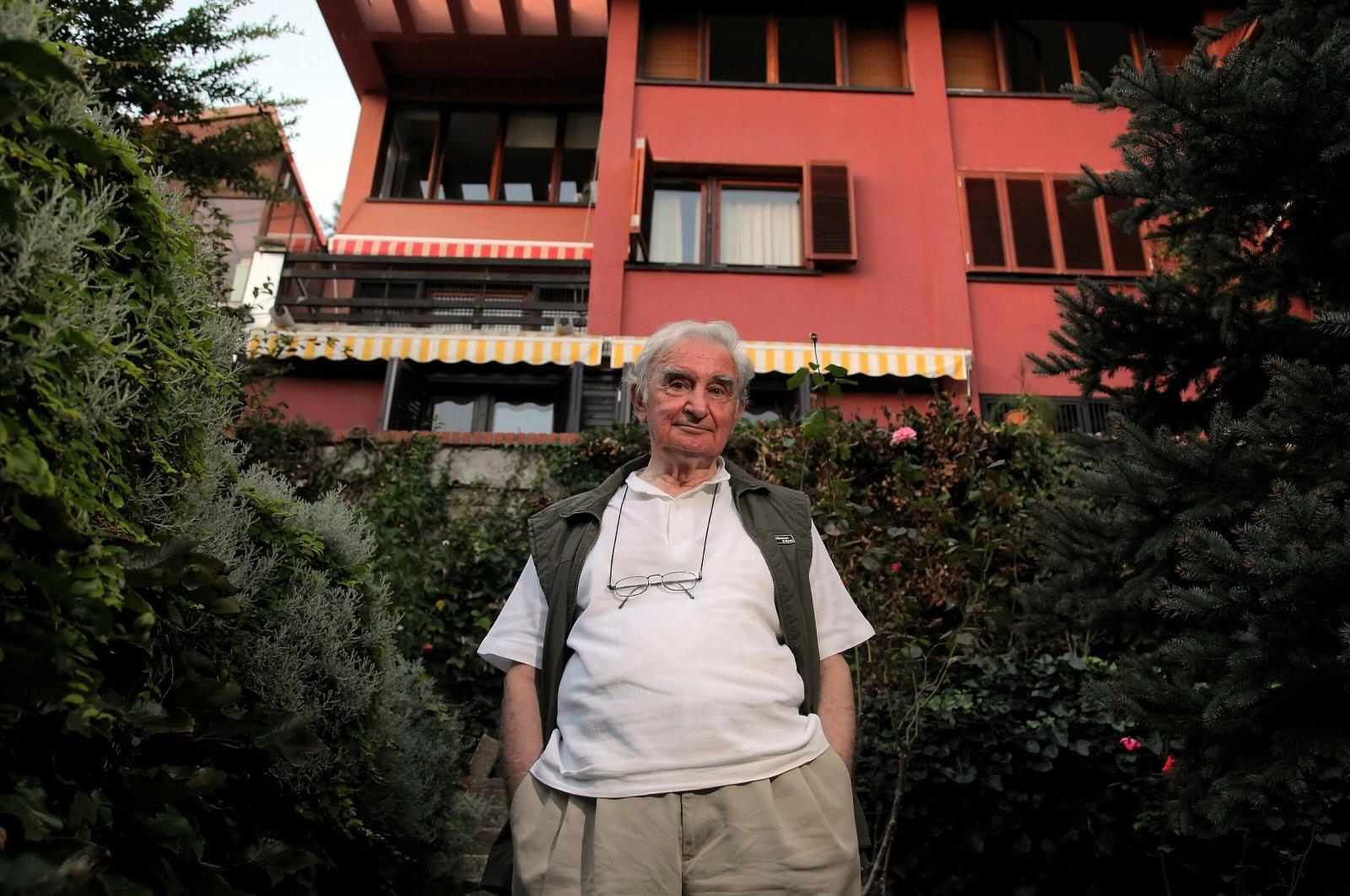 Art Historian Doğan Kuban, Oct. 14, 2010 (Sabah File Photo)