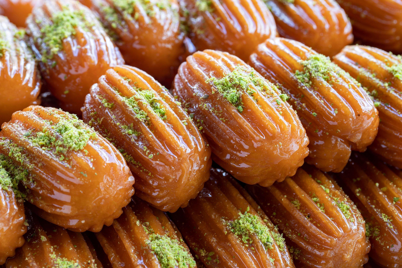 traditional turkish dessert,