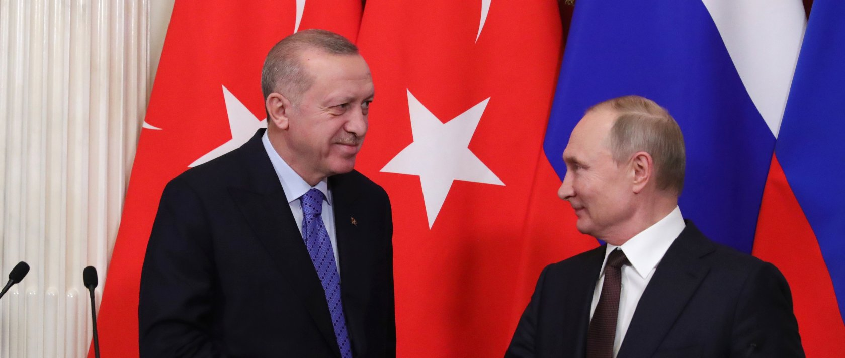President Erdoğan to pressure Putin to restore peace in Idlib