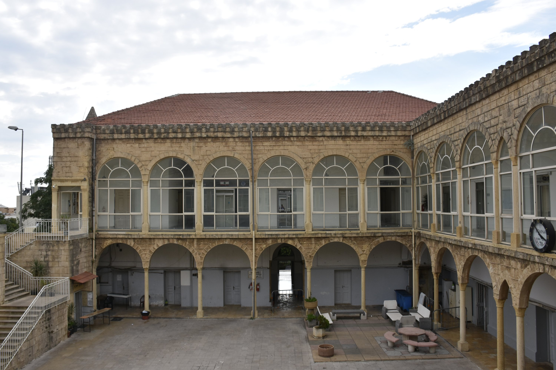 An interior view of Baabda Mansion, Lebanon, Sept. 27, 2021. (AA Photo)